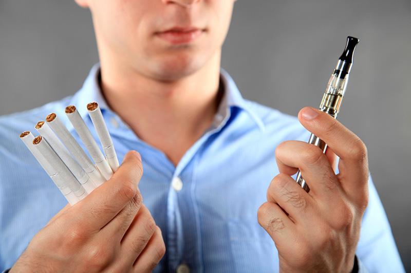 Sử dụng thuốc lá điện tử dùng như thế nào để cai thuốc?