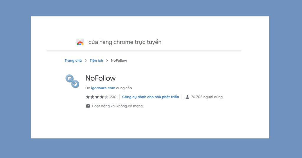 Sử dụng link nofollow trong bài viết hiệu quả cho SEO